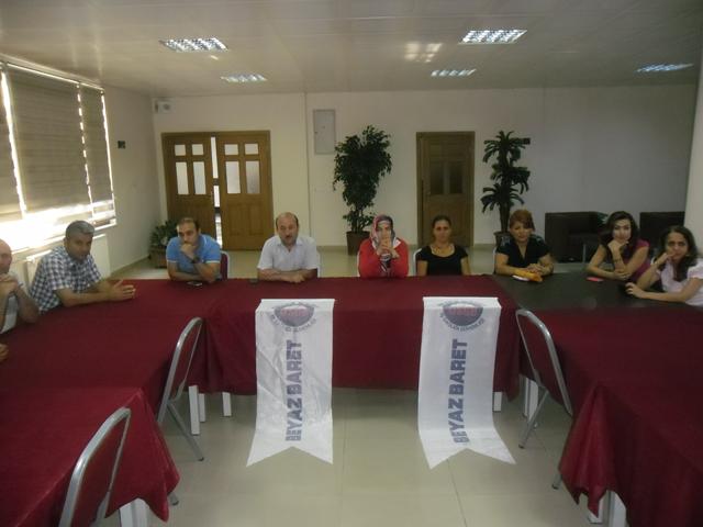 Eğitimler ve Toplantılar
